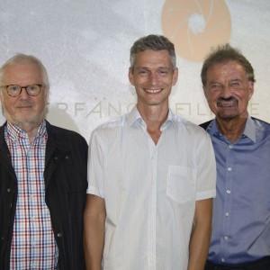 Foto: v.l. Hans-Werner Reichenbach, Tobias Kriele, Karl Finke/ SPD Nds.