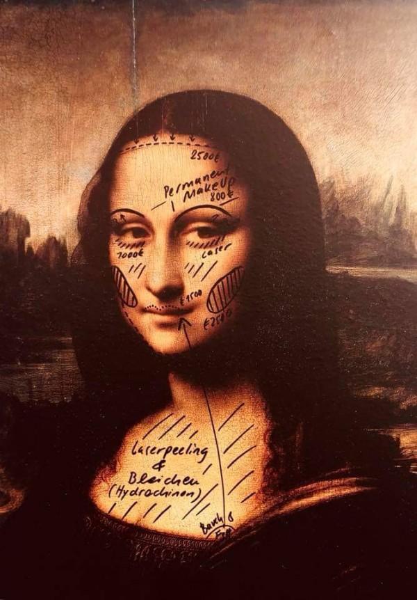 Mona Lisa und Schönheit: Ausstellung im Landesmuseum Braunschweig, Foto: ASF Bezirk/Th. Wilke