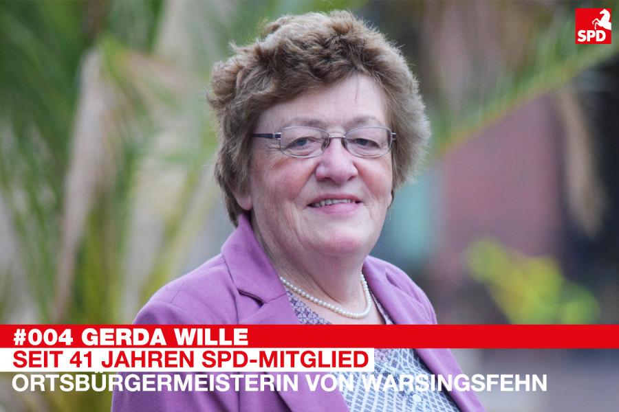 #004 Gerda Wille