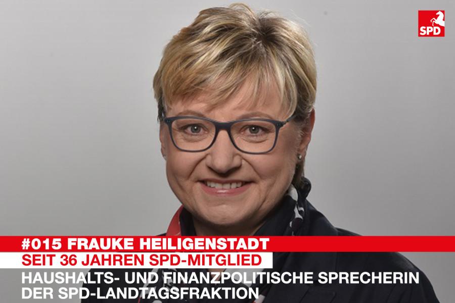 #015 Frauke Heiligenstadt