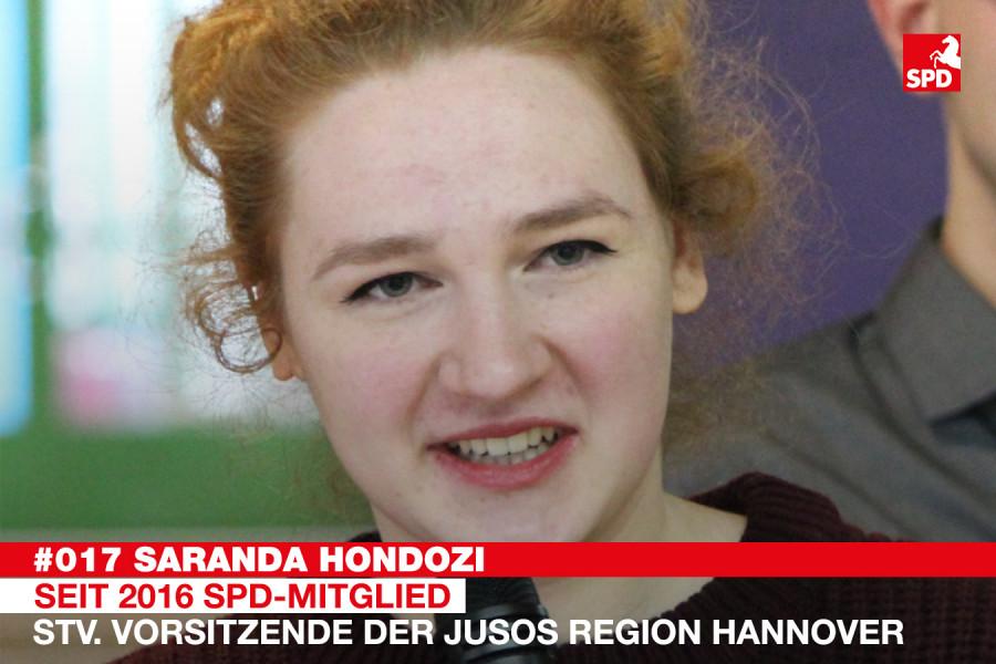 #017 Saranda Hondozi