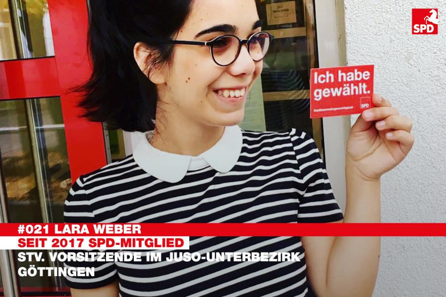 #021 Lara Weber