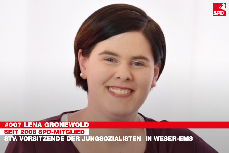 #007 Lena Gronewold