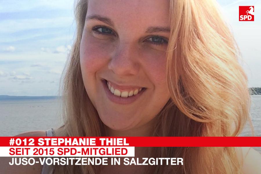 #012 Stephanie Thiel