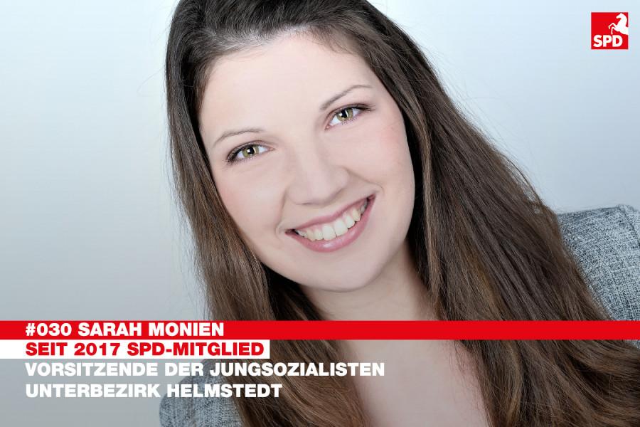 #030 Sarah Monien