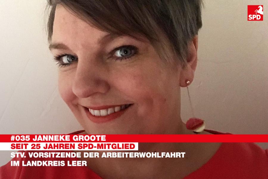 #035 Janneke Groote