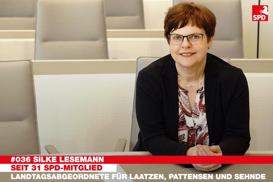 #036 Silke Lesemann