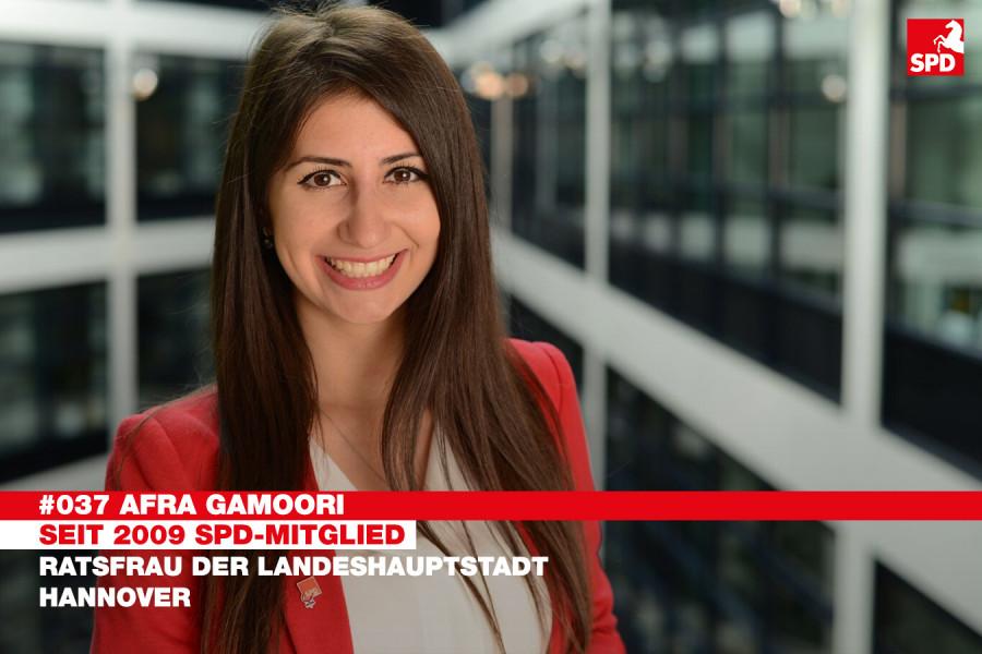 #037 Afra Gamoori
