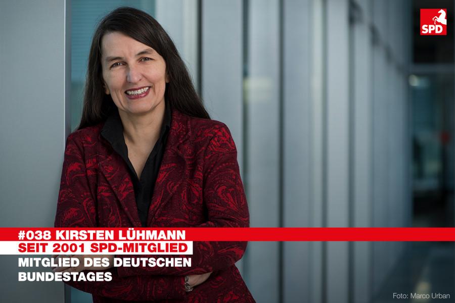 #038 Kirsten Lühmann