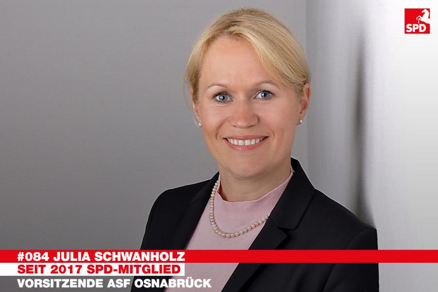 #084 Julia Schwanholz