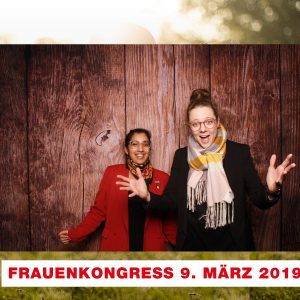 Unsere Jusos auf dem Frauenkongress (Bild 2)