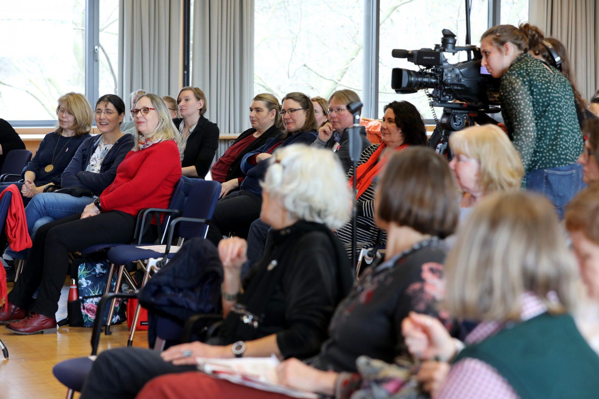 Zweiter Frauenkongress